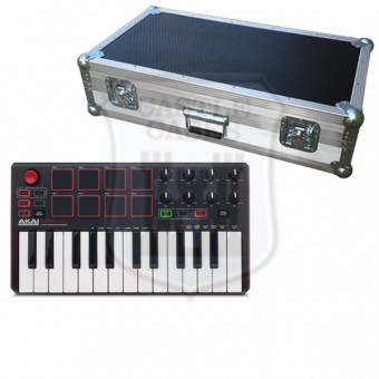 Akai MPK Mini MKII Flightcase