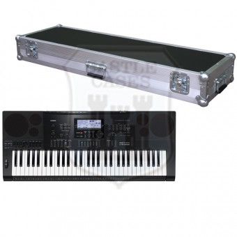 Casio CTK-7200 Flightcase