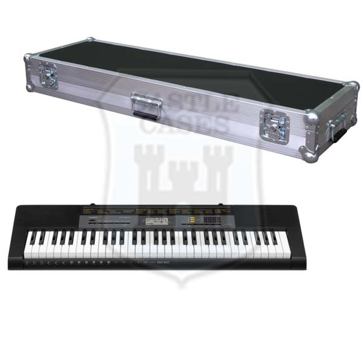 Casio CTK-2500 Flightcase