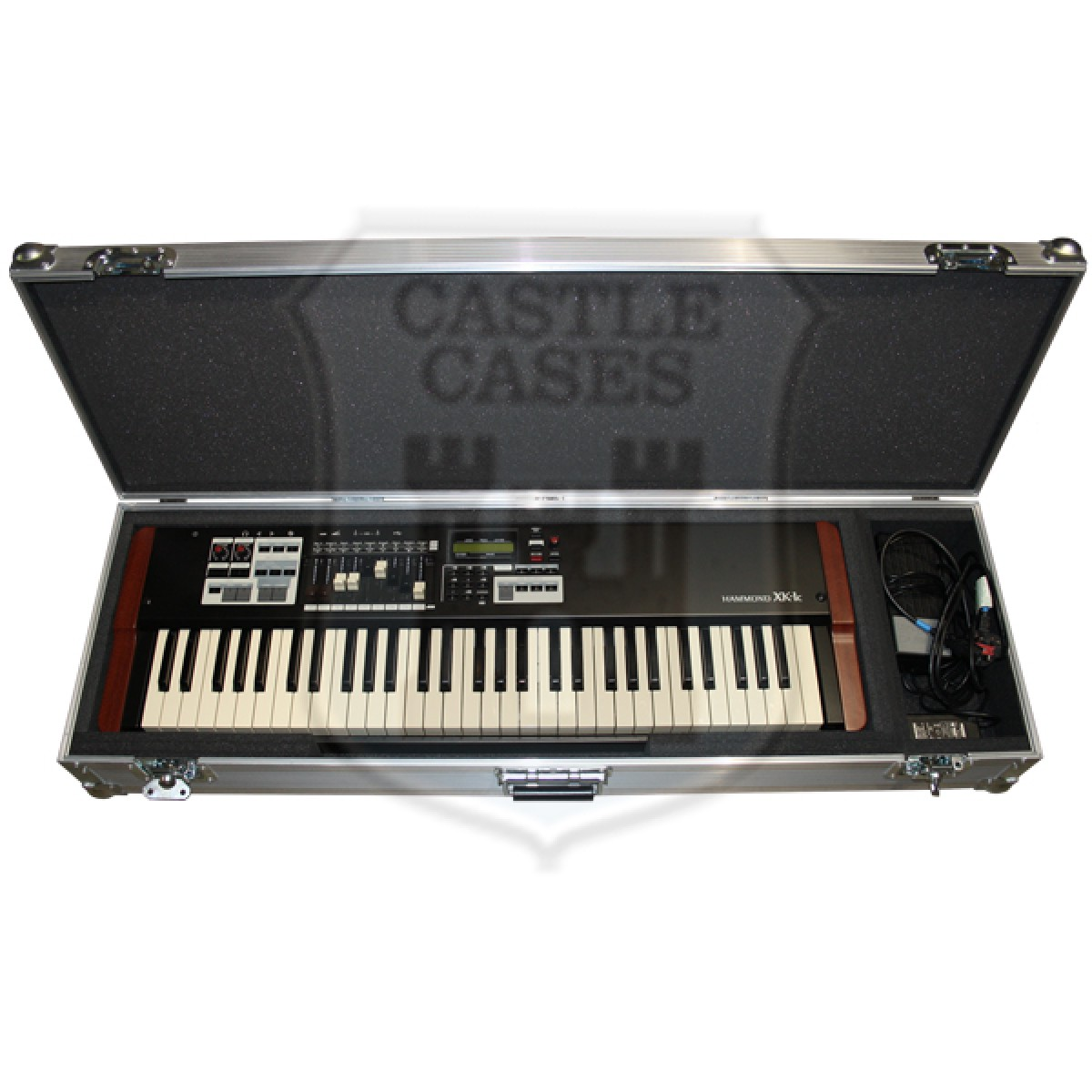 Hammond XK-1C Flightcase