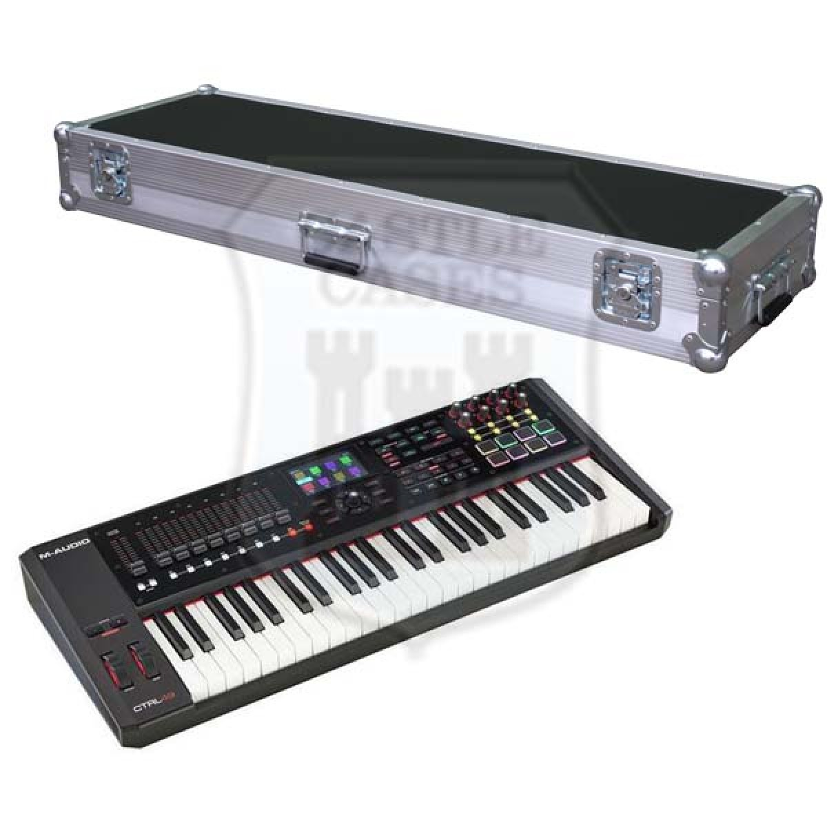 M-Audio CTRL 49 Flightcase