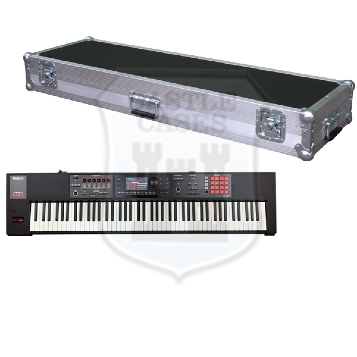 Roland FA08 Flight Case
