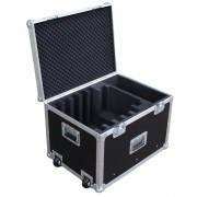 Laptop x 6 Flightcase