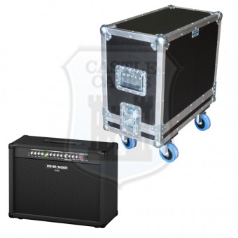 Behringer GX212 Ultra Twin Flightcase