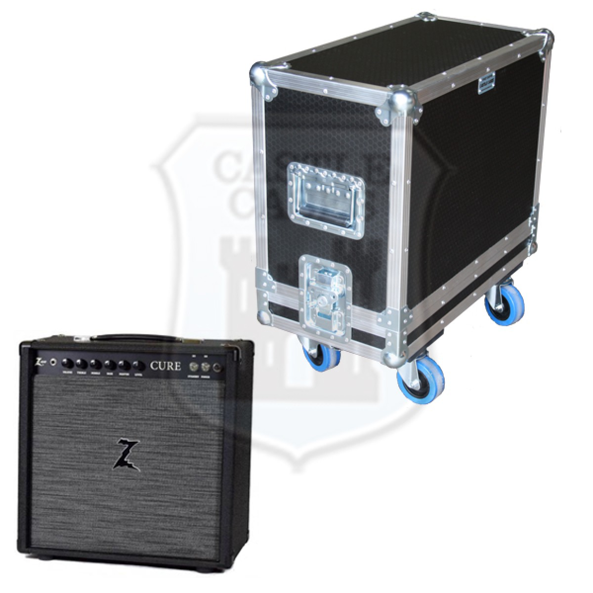 Dr.Z Cure 1x12 Flightcase