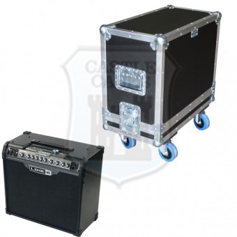 Line 6 Spider VI 120 Flightcase