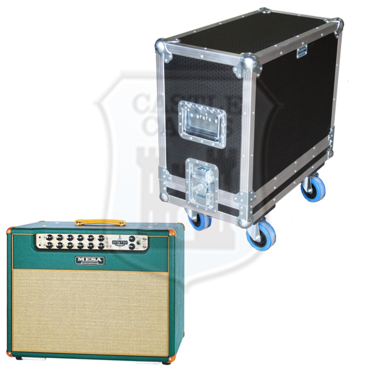 Mesa Boogie Stiletto Ace Flightcase