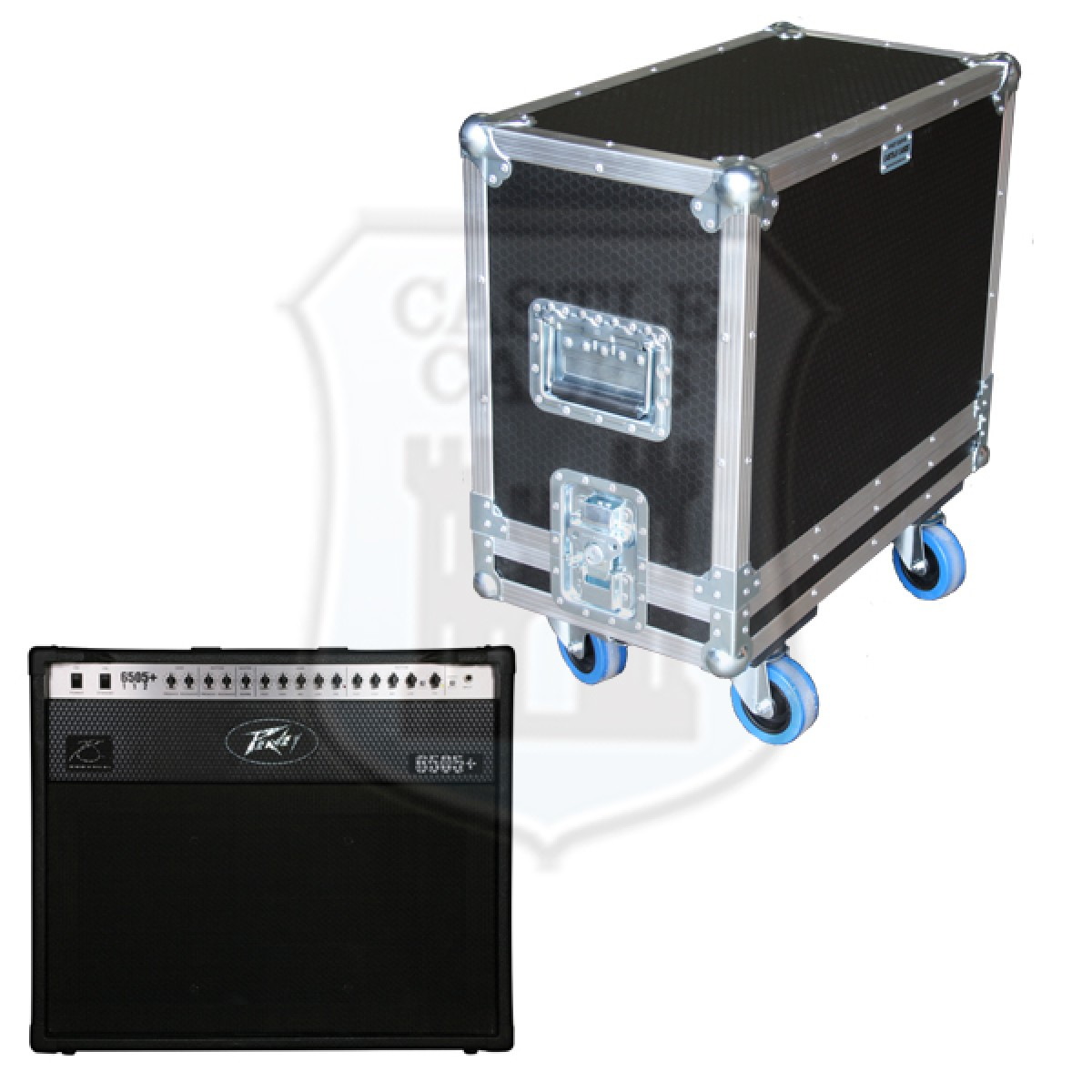 Peavey 6505 Plus 112 Flightcase