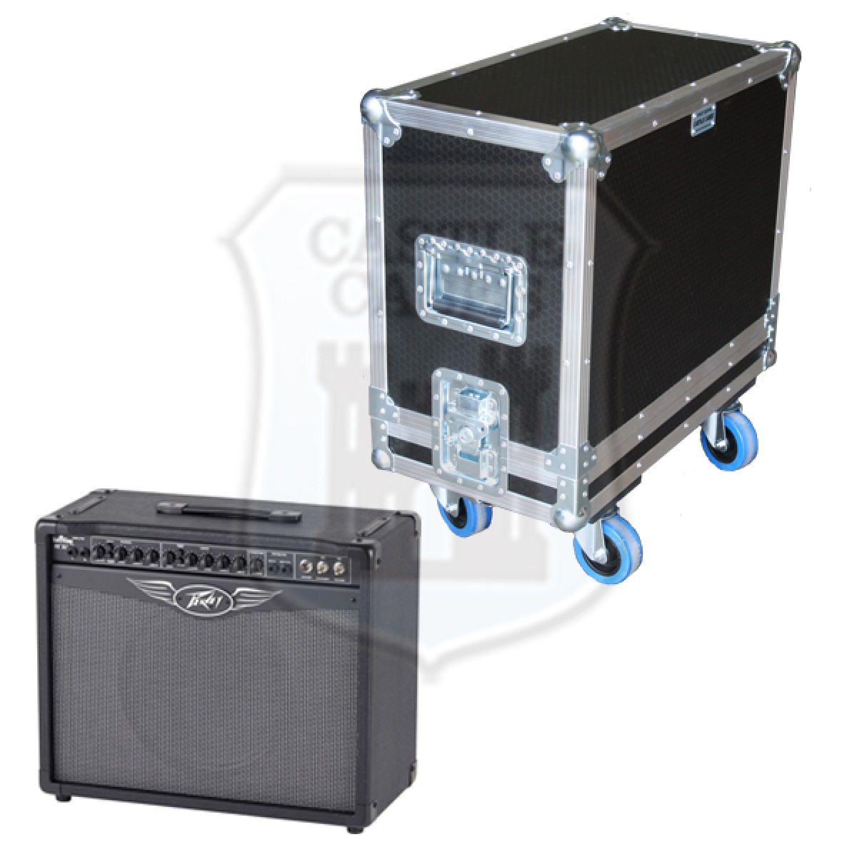 Peavey Valve King 212 Flightcase