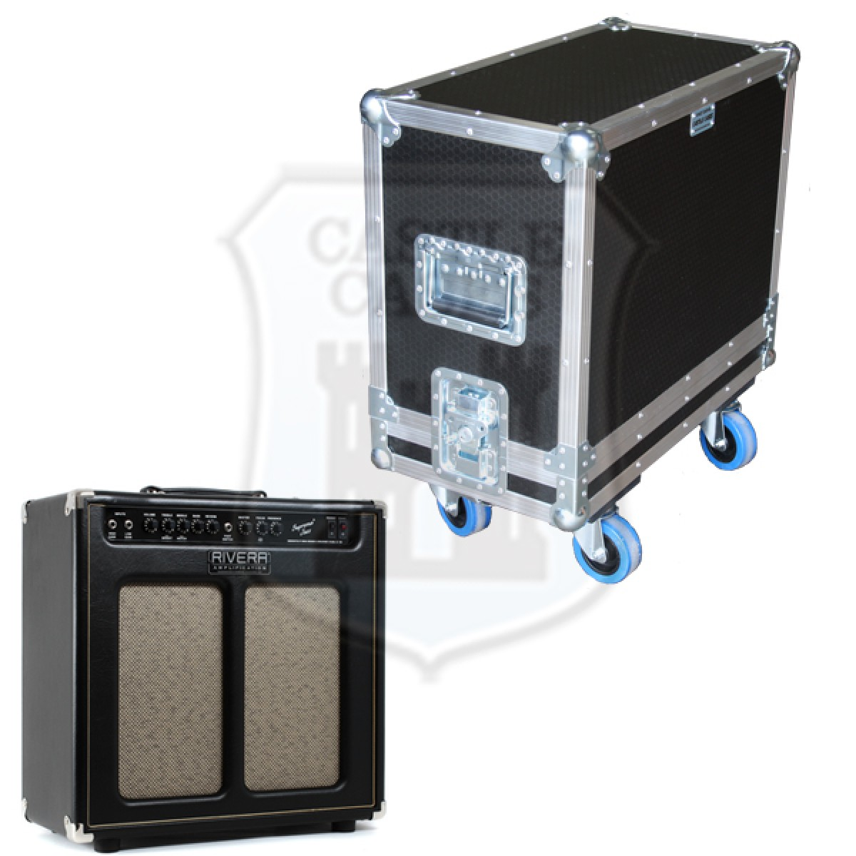 Rivera Jazz Suprema Flightcase