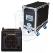 Roland KC 550 Flightcase