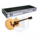 Gibson SJ-200 Acoustic  Flightcase