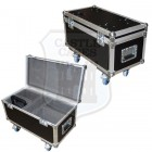 ADJ x 4 12p Hex Lighting Flightcase