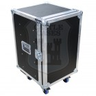 3 Drawer Tech Flightcase with drawer slides