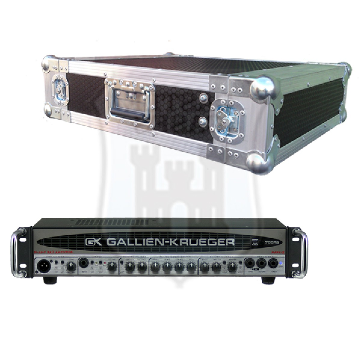 Gallien Krueger 700RB Flightcase