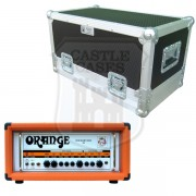 Orange Rock O Verb 50 Flightcase