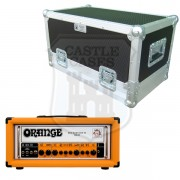Orange Rock O Verb MKIII 50 Flightcase