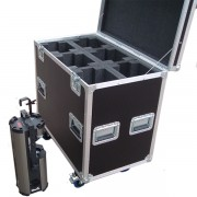 Martin SCX 600 6 Way Flightcase