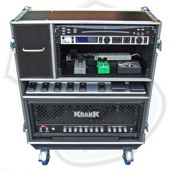 Quot Live In Quot Amp Rack Flightcase