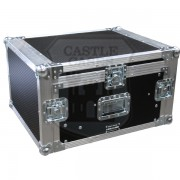 4u Mixer Console Rack Flightcase