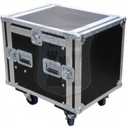 6u Mixer Console Rack Flightcase
