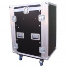 12u Mixer Console Rack Flightcase