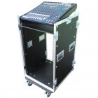 20u Mixer Console Rack Flightcase