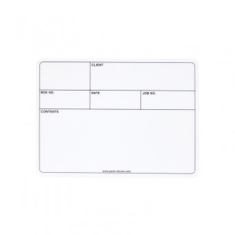 Case Labels - Pack of 20