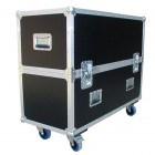 "Double 30"" Screen Flightcase"