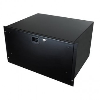 "19"" 6u Rack Drawer"