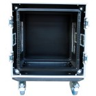6u Shockmount Rack Flightcase