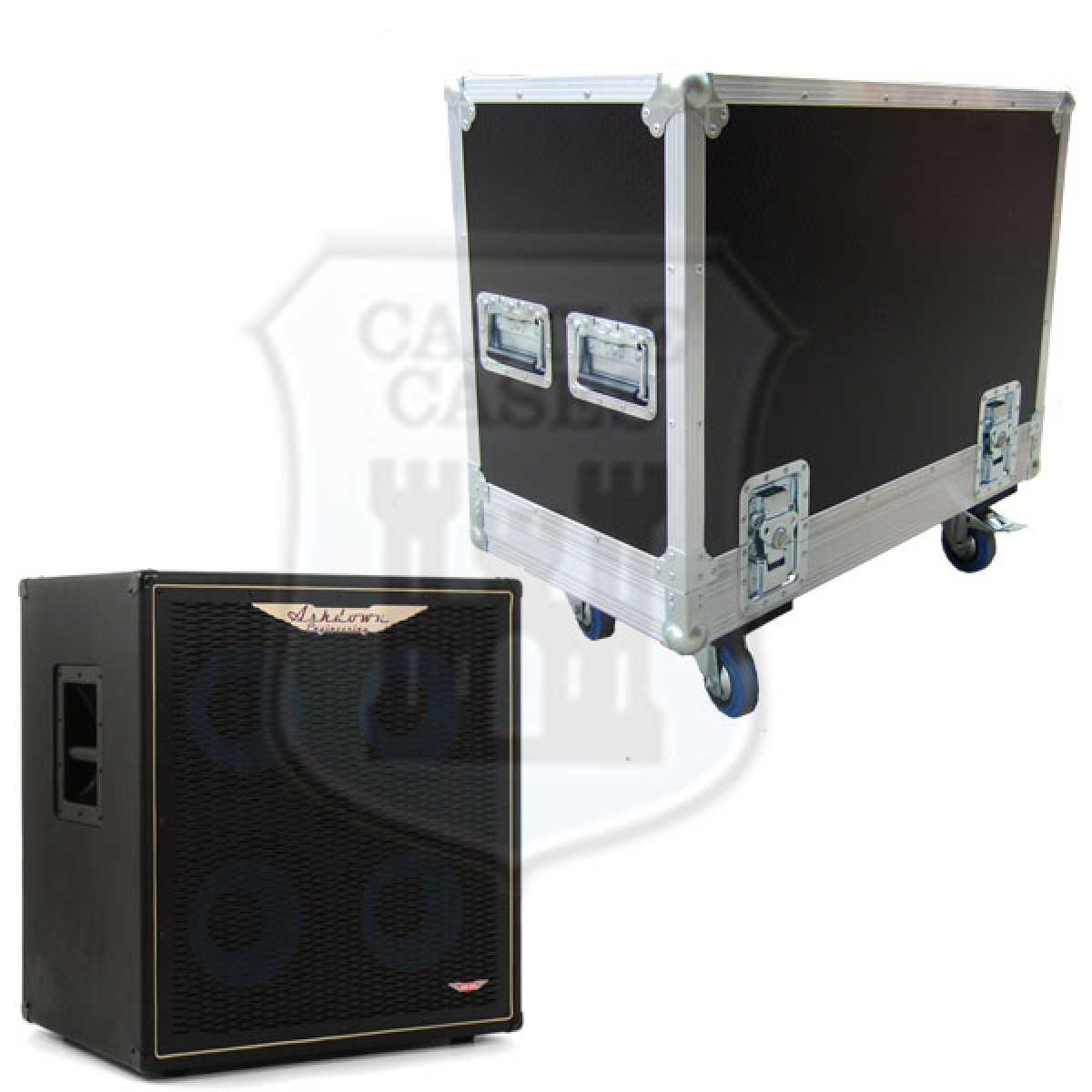 Ashdown ABM 410T Cab Flightcase