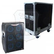 Ashdown ABM 610 Cab Flightcase