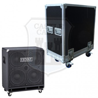 Fender Rumble 410 Cab Flightcase