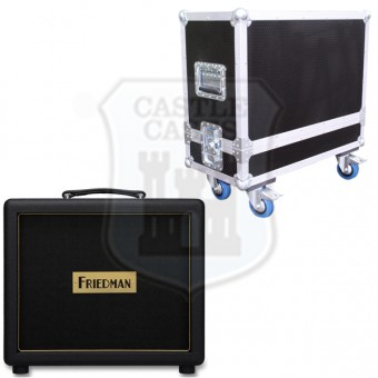 Friedman PT 112 Cab Flightcase