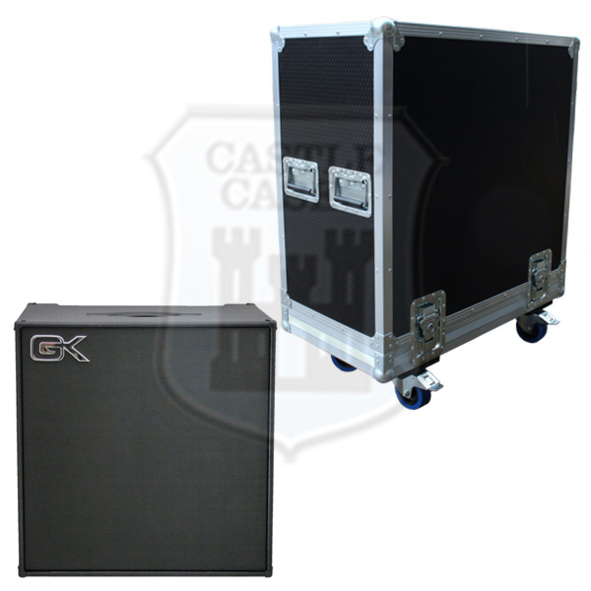 Gallien Krueger 410 Flightcase
