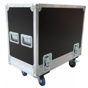 Eden D118XL Cab Flightcase