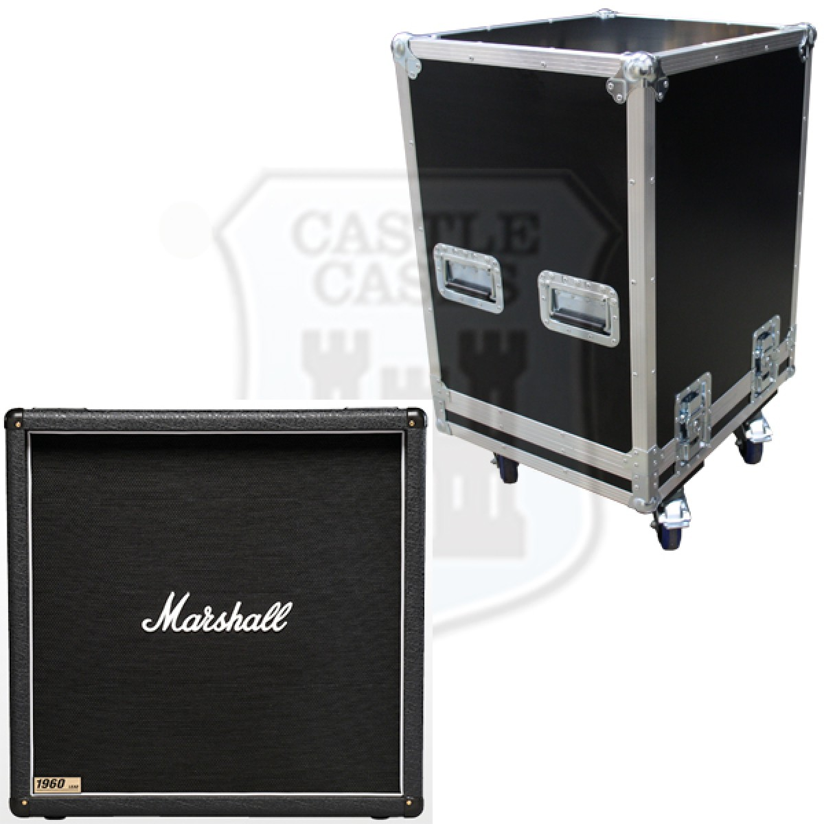 Marshall 1960B Flightcase