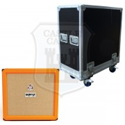 Orange PPC412 Cab Flightcase