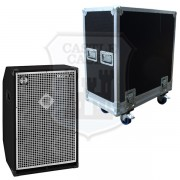 SWR 610 Bass Cab Flightcase