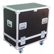 APG SMX 15 Twin Speaker Flightcase