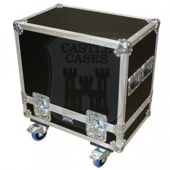 Logic Systems Pro Audio LM-15 Speaker Flightcase