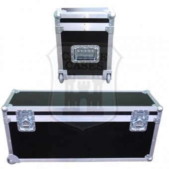 Stands/Hardware Flightcase (1200mm x 300mm x 500mm)