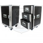3 Drawer Tech Flightcase