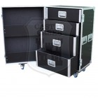 4 Drawer Touring Tech Flightcase