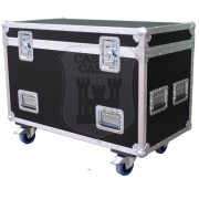 Roadtrunk Flightcase (1000mm x 500mm x 500mm)