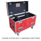 Roadtrunk Flightcase (1200mm x 600mm x 600mm)